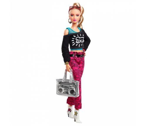 Barbie kolekcijas lelle  X Keith Haring Doll