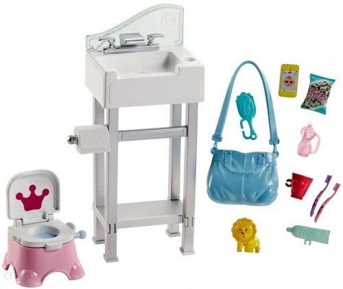 Barbie lelle Babysitter Playset Asst. (4)