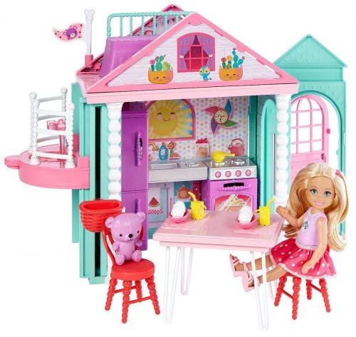 Barbie lelle Chelsea Clubhouse