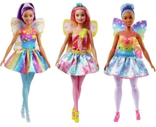 Barbie lelle Dreamtopia Fairy Doll Asst.