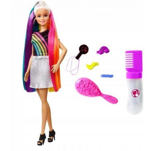 Barbie lelle Rainbow Sparkle Style