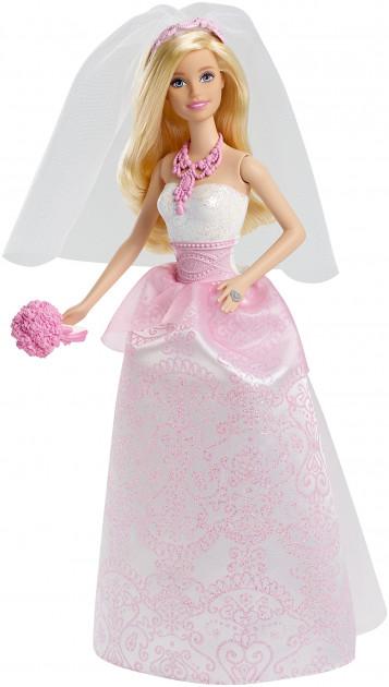 Barbie lelle līgava