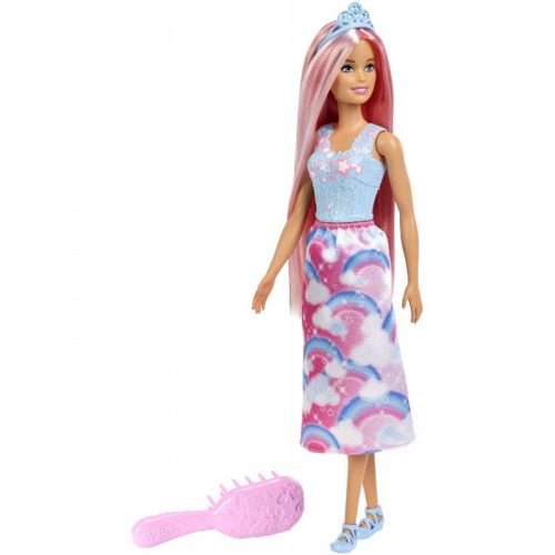 Barbie lelle princese. Dreamtopia Non-Feature Hairplay Doll