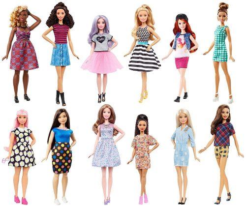 Barbie lelle. Fashionistas Doll Asst (12)