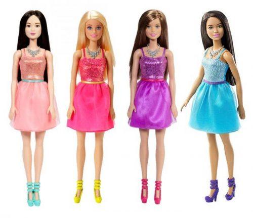 Barbie lelle. Glitz Doll Asst (4)