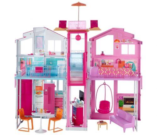 Barbie māja 3-Story Townhouse