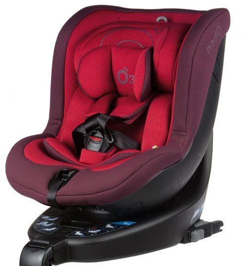 Be Cool autokrēsliņš O3 Lite i-Size 360° (0-18kg) 2019 EMPIRE