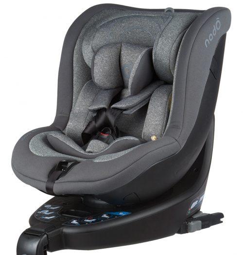 Be Cool autokrēsliņš O3 Lite i-Size 360° (0-18kg) 2019 FLANELLE
