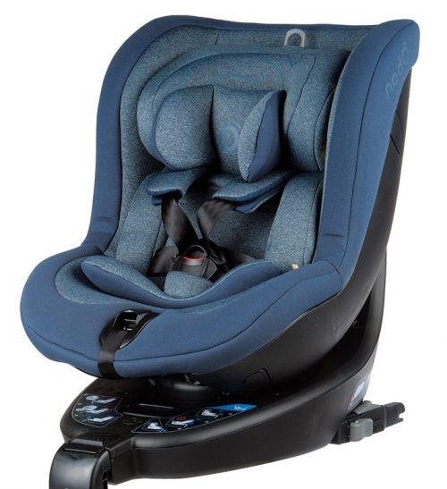 Be Cool autokrēsliņš O3 Lite i-Size 360° (0-18kg) 2019 ICEBREAKER