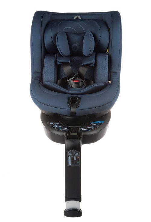 Be Cool autokrēsliņš O3 Plus 360° (0-18kg) 2019 DUST