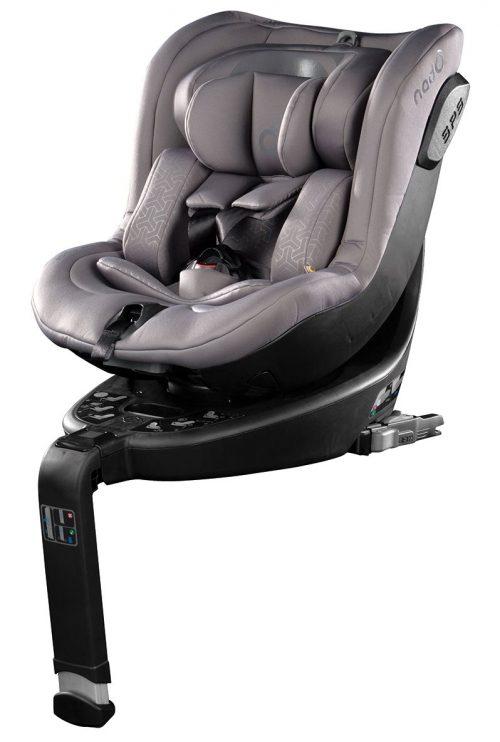 Be Cool autokrēsliņš O3 Plus 360° (0-18kg) 2019 LITOGRAPHY