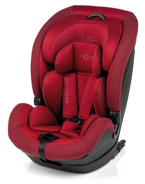 BeCool FLOW autokrēsliņš Isofix (9-36kg) 2019 EMPIRE