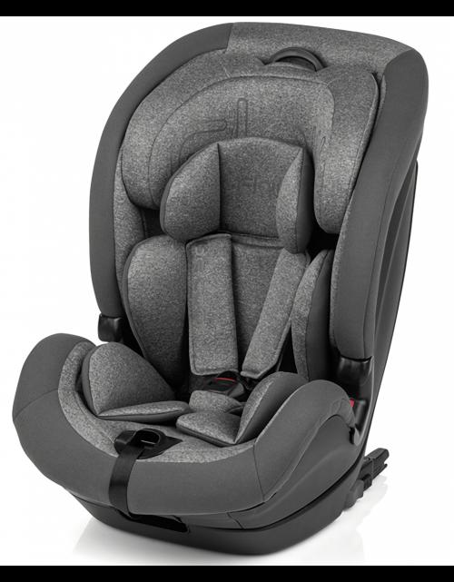 BeCool FLOW autokrēsliņš Isofix (9-36kg) 2019 FLANELLE