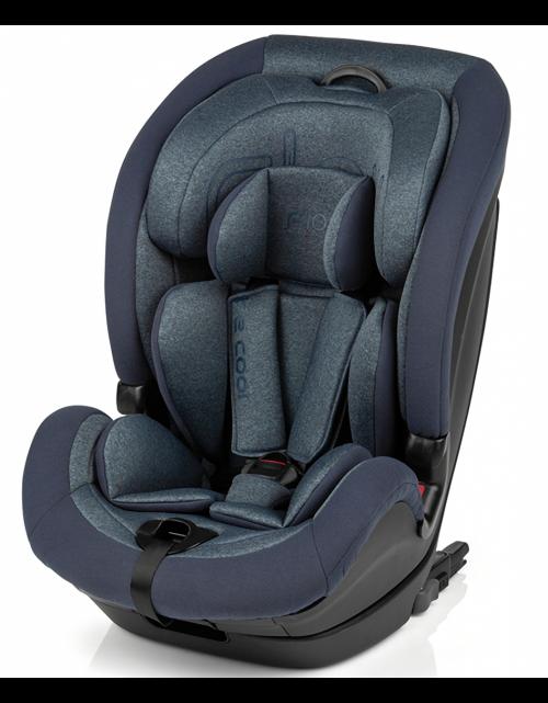 BeCool FLOW autokrēsliņš Isofix (9-36kg) 2019 ICEBREAKER