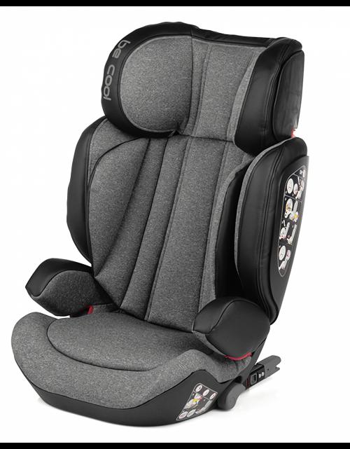 BeCool autokrēsliņš  Tornado I-fix (15-36kg) 2019 BLAZER