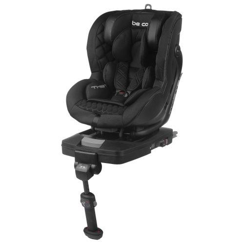 BeCool autokrēsliņš Twist 2.0 (0-18kg) 2019 METEORITE