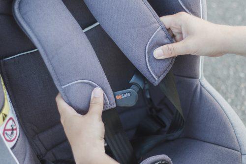 BeSafe auto jostas saturētājs