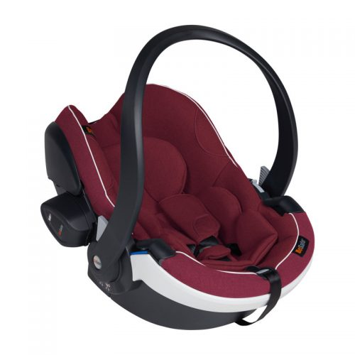 BeSafe autokrēsliņš iZi Go Modular X1 i-Size – Burgundy Melange krāsa