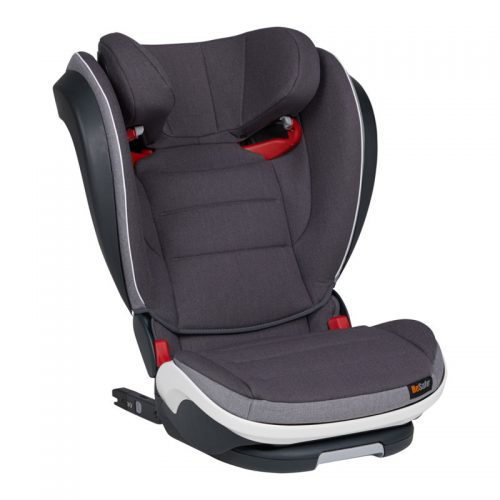 BeSave auto krēsliņš iZi Flex S FIX 15-36 kg – Metallic Melange