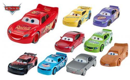 Cars 3 Character Die Cast  Singles mašīna no filmas Vāgi