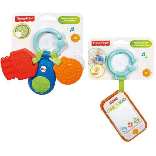 Fisher Price Musical telefons/atslēgas rotaļlieta