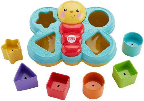 Fisher Price attīstošā rotaļlieta puzle Butterfly Shape Sorter