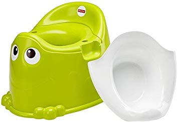 Fisher Price bērnu podiņš Froggy Potty