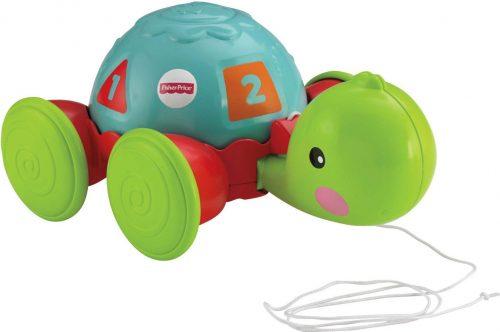 Fisher Price  līdzi velakmā rotaļlieta Pull-Along Turtle