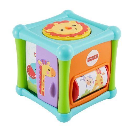 Fisher Price rotaļlieta Animal Activity Cube