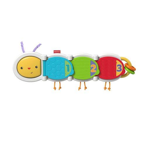 Fisher Price  rotaļlieta Flip & Surprise Caterpillar