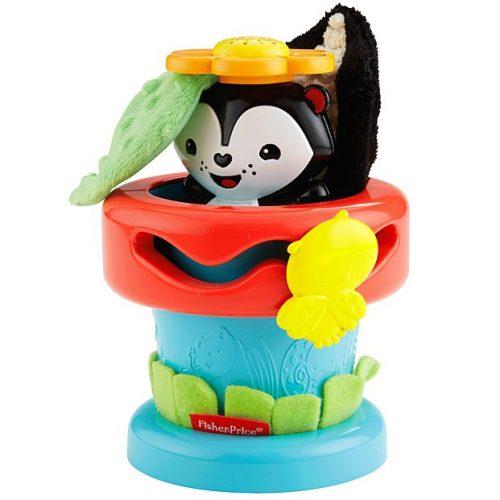 Fisher Price rotaļlieta Pop Up Flower Pot