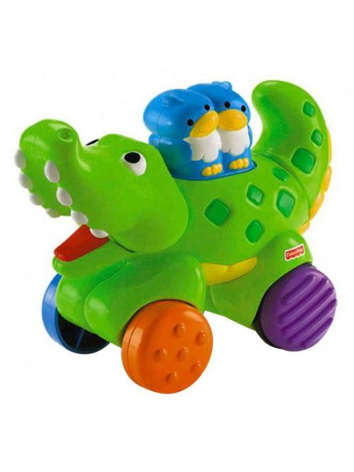 Fisher Price rotaļlieta Press & Go Friends