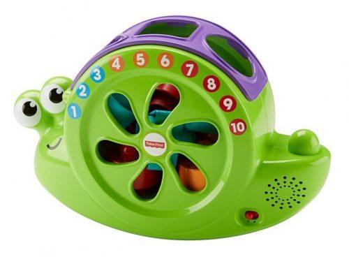 Fisher Price rotaļlieta Snail Pail 2.0-SO