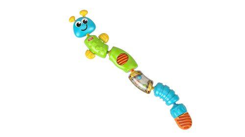 Fisher Price rotaļlieta Snap Lock Caterpillar