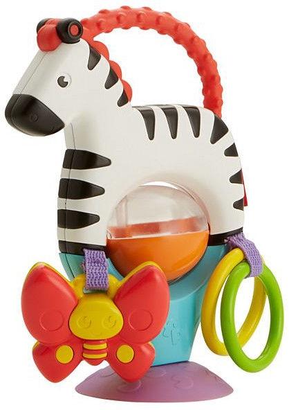 Fisher Price rotaļlieta Zebra