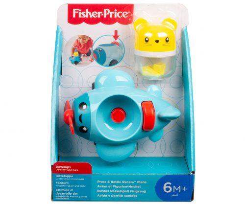 Fisher Price  rotaļlieta automašīna Rattle N Roll