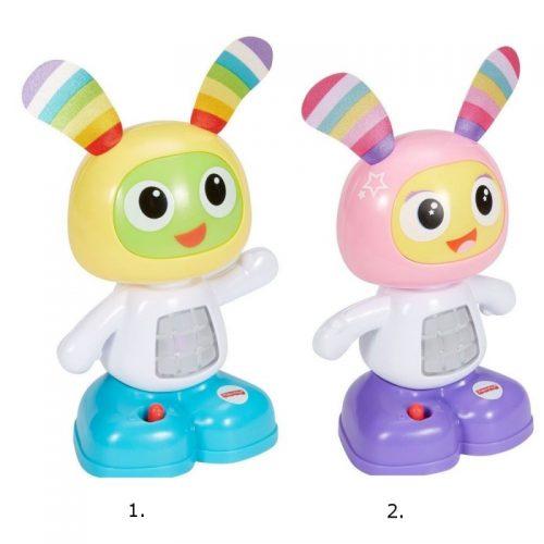 Fisher Price rotaļlieta robots (RU)