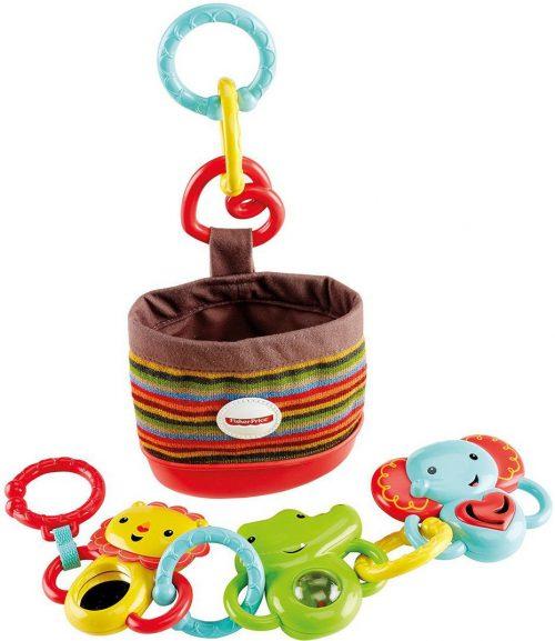 Fisher Price rotaļlietu komplekts Stoller Play