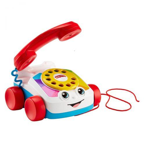 Fisher Price telephone rotaļlieta Chatter