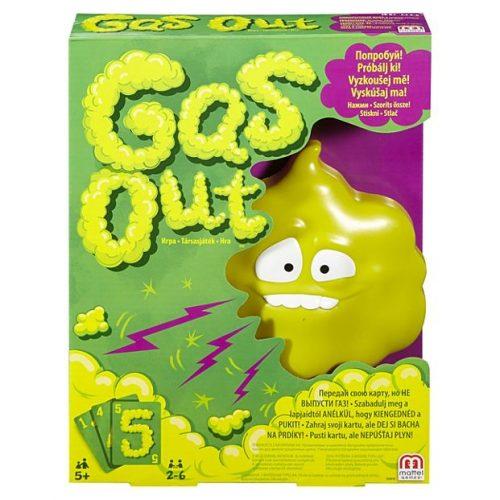 Gas Out spēle bērniem