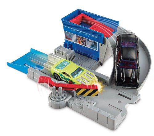HOT WHEELS Stunt Playset komplekts