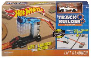HOT WHEELS TB Essential Pack + Car trases detaļas
