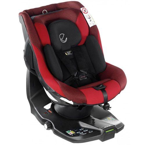 Jane autokrēsliņš Ikonic i-Size 360° (0-18kg) 2019 RED BEING