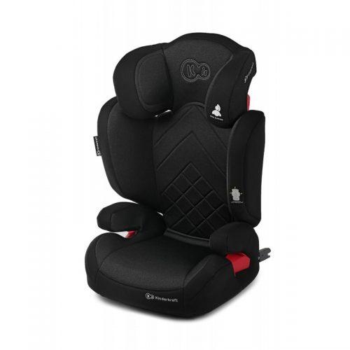 Kinder Kraft '19 Autokrēsls 15-36kg Xpand Isofix Black