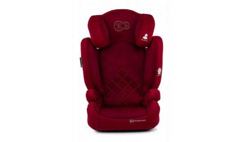 Kinder Kraft '19 Autokrēsls 15-36kg Xpand Isofix  Red Bērnu