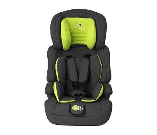 KinderKraft'18 Comfort Up Lime Autosēdeklītis 9-36 kg, Grupa 2/3