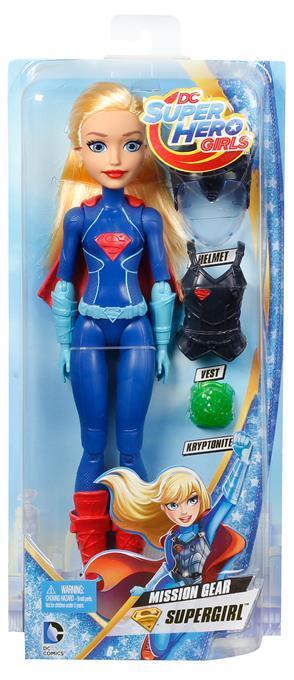 MATTEL LELLE DC SUPER HERO GIRLS Starfire Action  Doll