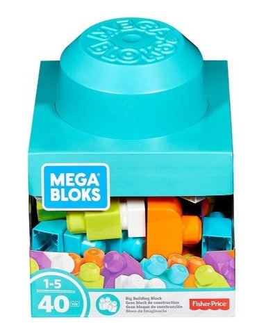Mega Bloks kluči First Builders Imagination