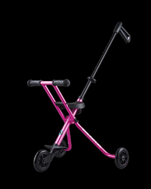 Micro Trike Deluxe – rozā