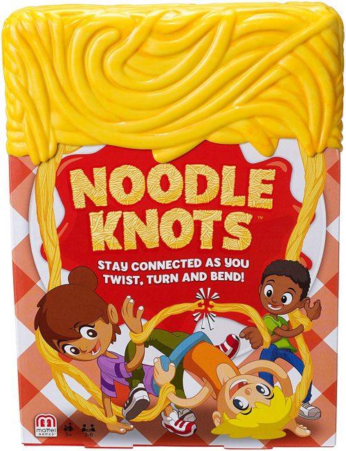 Noodle Knots spēle bērniem